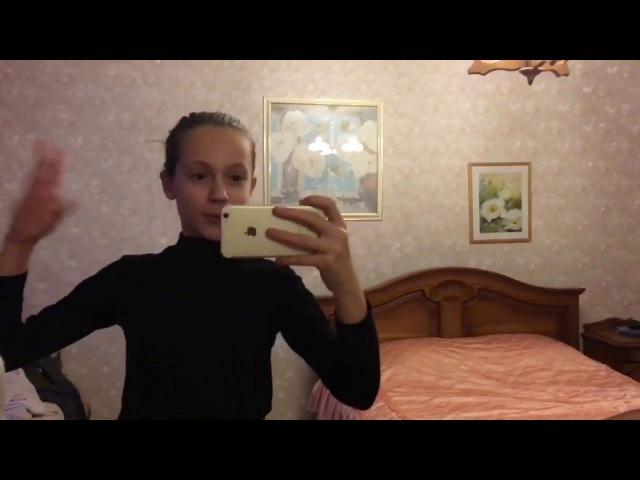 Vlog: 📽моя жизнь 💜🎠👱🏽♀️🌵как я снимаюсь в кино 🍿 где я ? Я теперь Катя Хлоп ...