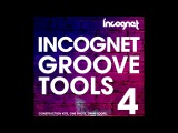 Incognet Groove Tools Vol.4 Samples + Free Groove House Samples