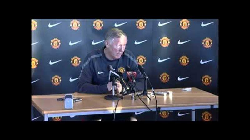 Fergie rages at press over Utd lies