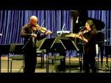 В.-А.  Моцарт Дуэт для 2 х скрипок