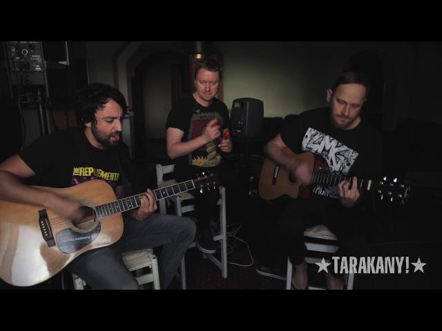 Yotam Ben Horin (Useless ID) feat. Tarakany! — True Punk Rocker (acoustic)