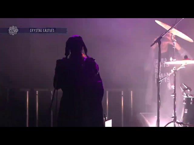 Crystal Castles - Char (Lollapalooza 2017)