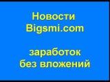 Big House Center Заработок без вложений новостной трафиковый сайт BigSmi1