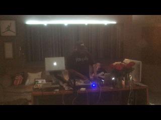 DJ Premier x Royce 5'9 in the studio for Prhyme 2