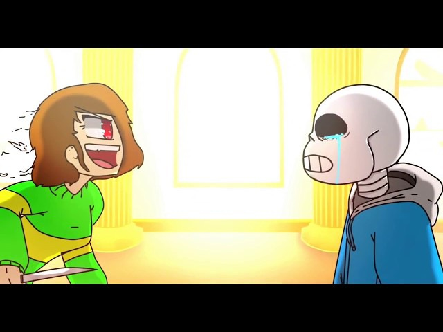 Determination(rus) - Song Animation Undertale (Parody of Irresistible - Fall Out Boy)