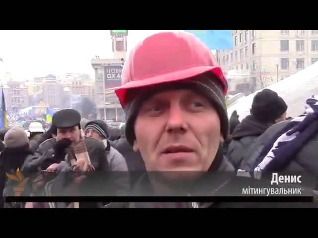 Майдан после ночных столкновений с Беркутом Евромайдан Украина Киев последнее видео с майдана