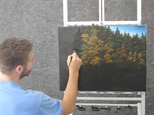 Paint with Kevin Hill - Autumn Road