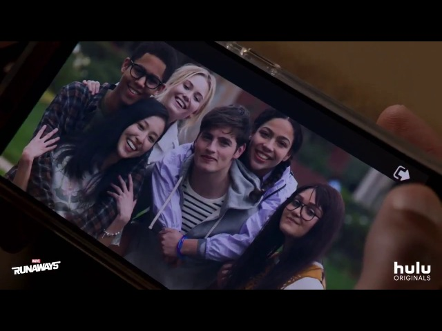 MARVEL'S RUNAWAYS Official Trailer HD Cody Mayo Gregg Sulkin Kevin Weisman
