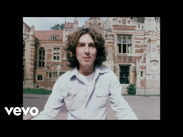 George Harrison - Crackerbox Palace (Official Music Video)