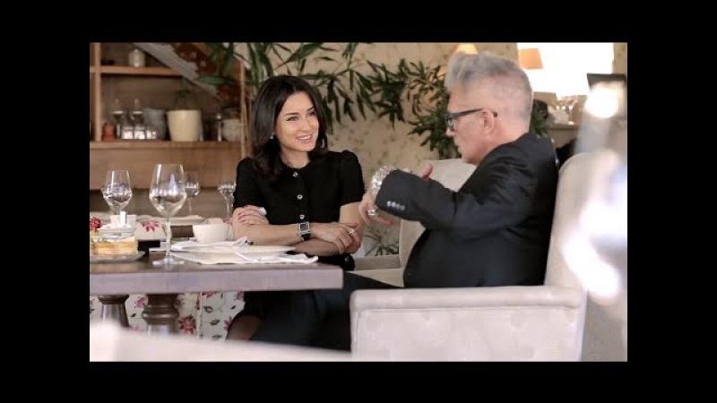 Interview. Tina Kandelaki and Eduardo Ferreira (Bobbi Brown)