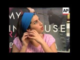UK artist Amy Winehouse talks to APTN about her music and success C