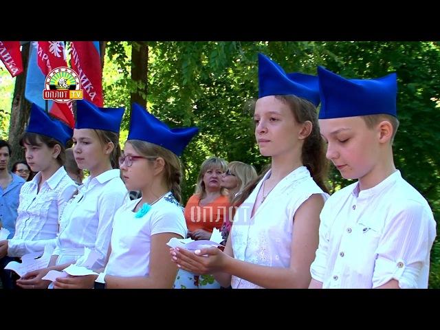 • Линейка в память о начале Великой Отечественной войны