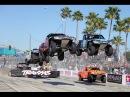 2016 Long Beach Stadium SUPER Trucks CBS Sports Network