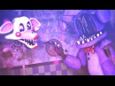 SFM FNAF Bonnie x Mangle Faded By Alan Walker