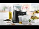 ROMMELSBACHER OP 700 Emilio Elektrische Ölpresse für frische Öle aus eigener Herstellung
