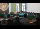 Крещение и Евхаристия Святоотеческое учение католическое и лютеранское понимание МПДА 2017 03 21