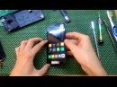 Xiaomi redmi 4a Разборка и замена модульного экрана