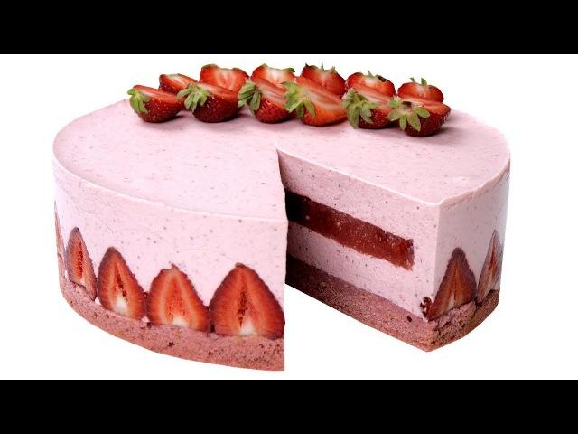 Торт Мечта . Пошаговый видео рецепт. » Freewka.com - Смотреть онлайн в хорощем качестве