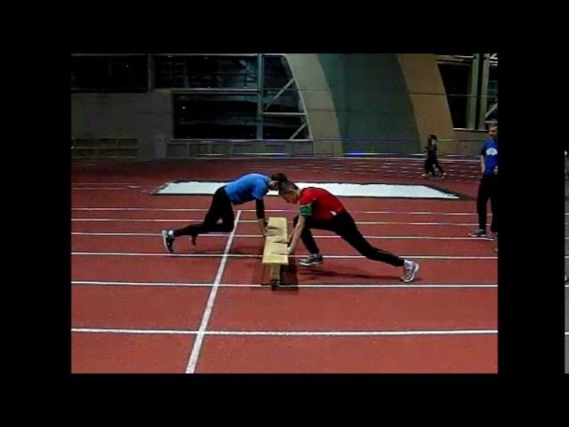 Упражнения для бегунов на средние и длинные дистанции