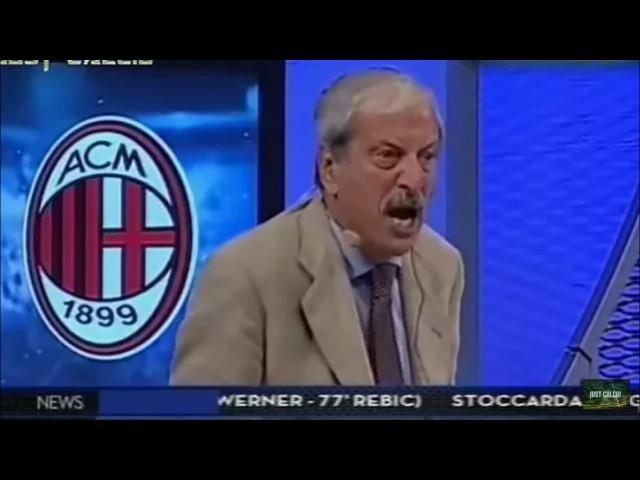 Sampdoria-milan 2-0● CRUDELI NON CI STA● serie A