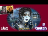 Nancy Drew Ghost of Thornton Hall Day One Twitch  HeR Interactive