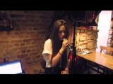 Daria Smirnova - Dont Know Why (Norah Jones cover) 28-10-2017 La Grotta (live)