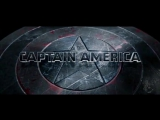 Captain America- The Winter Soldier Music Video (The Edge by Tonight Alive)