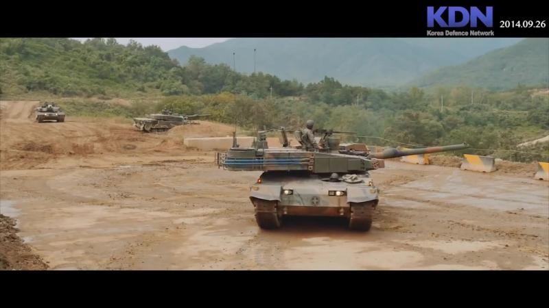 Корея обороны сети - K-2 Black Panther Главная Танки Live Demo [1080]