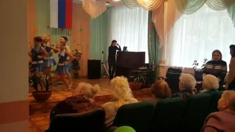 Праздничный концерт в доме ветеранов войны и труда посвященный дню пожилого человека