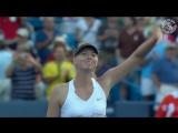 Теннис / #WTA / #ATP / On This Day /  В 2011 г. Мария Шарапова выиграла турнир в Цинциннати