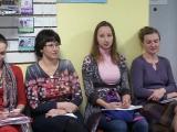 Намова Ангелина, мама Сережи о занятии Школы Родительства