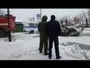 Ликвидация последствий смертельной аварии в районе ул. 3-я Чередовая (05.11.2017