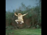 Jeremy Fisher in The Tales of Beatrix Potter from the Royal Ballet 1971