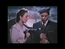 Марк Бернес - Спят курганы темные (видеоряд - Х/ф Донецкие шахтеры, 1950 г.)