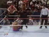 WWF Royal Rumble 1992 - The New Foundation (Owen Hart and Jim Neidhart) vs The Orient Express (Pat Tanaka and Kato)