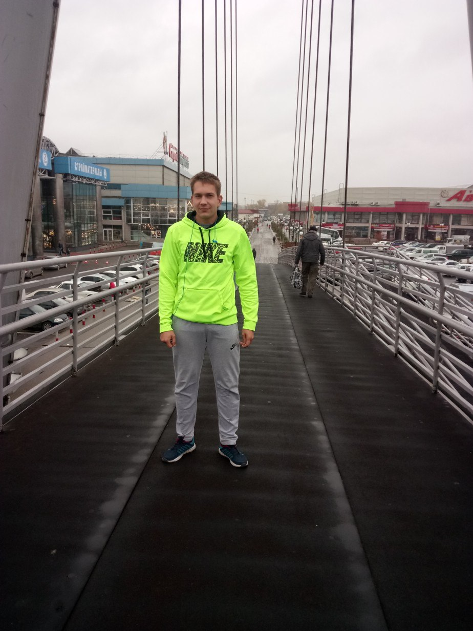 Aleksandr, 23, Angarsk