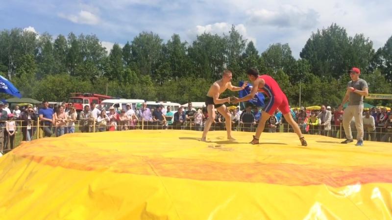 Соревнования на акатуе 2017