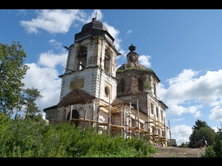 Церковь Рождества Пресвятой Богородицы в с. Вогнема