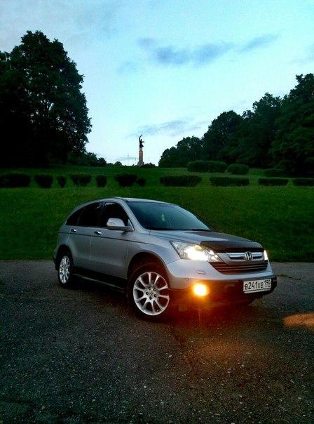 Продам или обменяю на дачу своё авто Хонда CP-V 2008г. пробег 174000ты