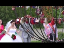Клип свадебного дня Кирилла и Анастасии