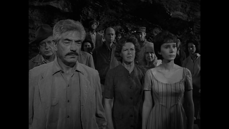 The Twilight Zone s5e07 / The Old Man in the Cave