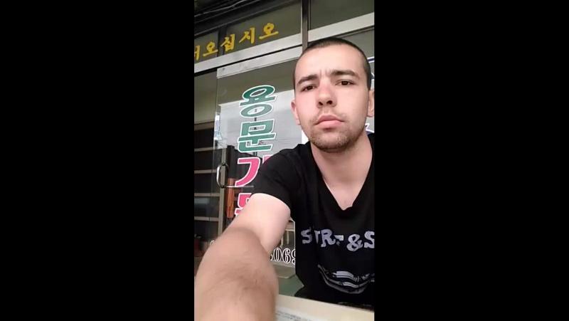 Эд в Корее