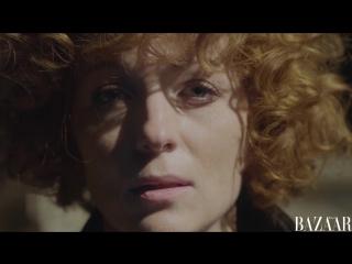 Ксения Кутепова читает стихи Катарины Султановой (2017)
