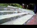 Уфимский водопад