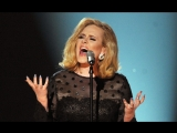 Adele - Rolling In The Deep (Live at Grammy's 2012)