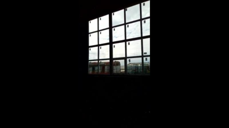 пластиковые окна - остеклили ангар