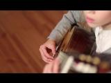 Linda Bernert (9) plays Prelude D-major BWV 1007 by Johann Sebastian Bach
