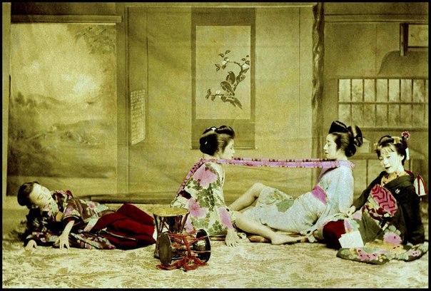 Рассказ Японский Бардель