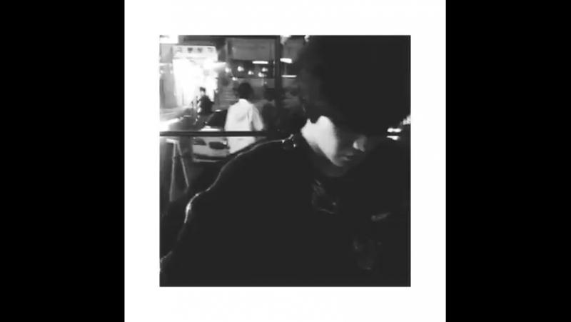 [VID] 171014 인피니트 Sungjong's Instragram