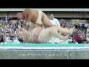 Подборка нокаутов в Сумо. Как нокаутируют друг друга огромные мужики /7.03.2017